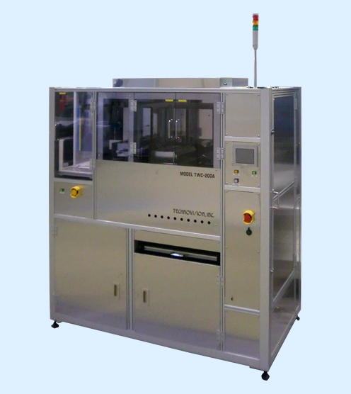 Fully automatic Mask Cleaning System TWC-200A
