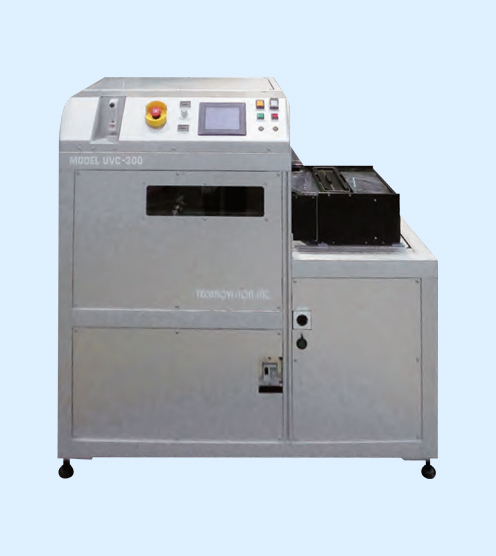 UV Curing System-LED Light Source Models:UVC-200A/300A