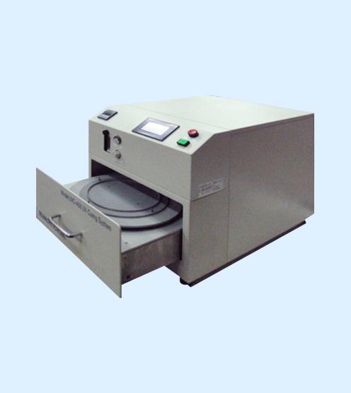 UVフィルム硬化装置/高圧水銀ランプ仕様 UVC-408