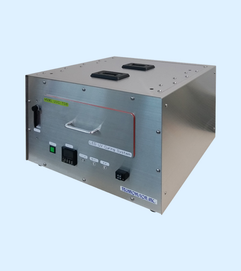 UV Curing System UVC-708 - LED Light Source Models